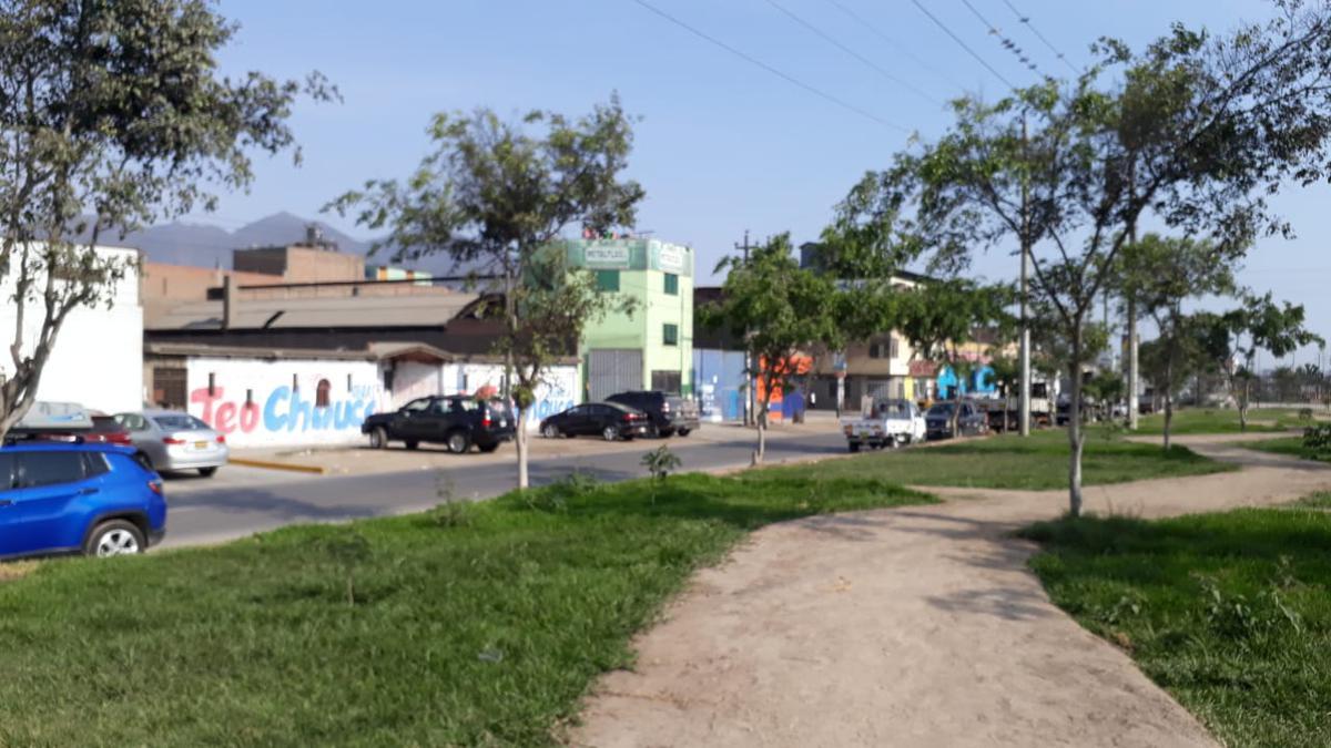 Foto Terreno en Venta |  en  Los Olivos,  Lima  Avenida Alfredo Mendiola Mzna C3. Urb. Industrial Infantas
