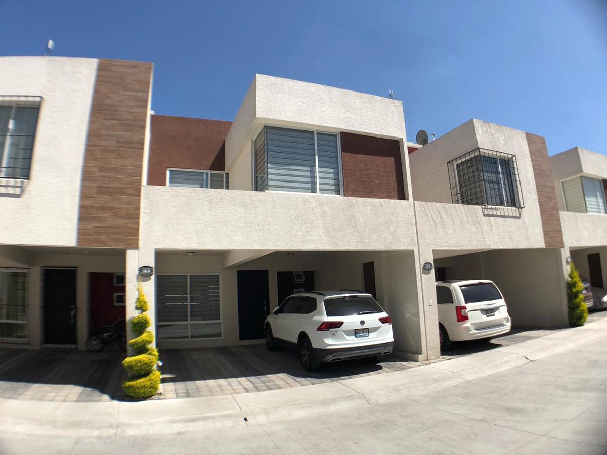 Foto Casa en condominio en Renta en  Toluca ,  Edo. de México  CASA EN RENTA VILLAS TOSCANA III, TOLUCA.