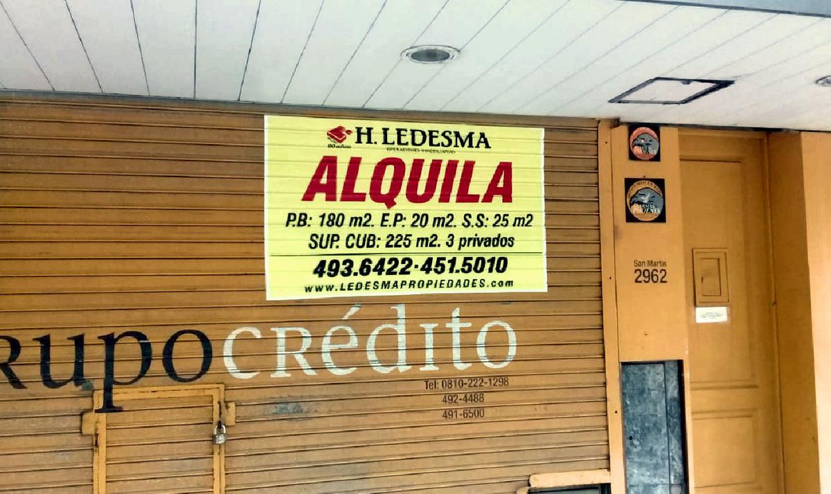 Foto Local en Alquiler en  Centro,  Mar Del Plata          PEATONAL SAN MARTIN 2900