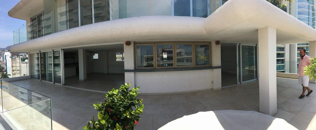 Foto Departamento en Venta en  Fraccionamiento Club Deportivo,  Acapulco de Juárez  Fraccionamiento Club Deportivo