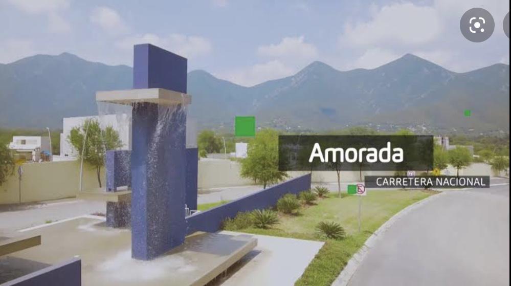 Foto Terreno en Venta en  Los Rodriguez,  Santiago  TERRENO EN VENTA, AMORADA RESIDENCIAL, CARRETERA NACIONAL, SANTIAGO NL (CARS) 50-TV-2317