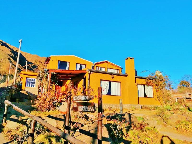 Foto Casa en Alquiler temporario en  Tafi Del Valle ,  Tucumán      ALQUILER TEMPORARIO CASA 10  PERSONAS EL MOLLAR