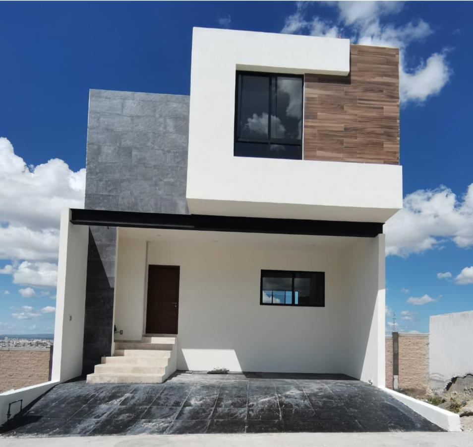 Foto Casa en Venta en  San Luis Potosí ,  San luis Potosí  CASA EN VENTA EN CAMPO AZUL, SAN LUIS POTOSI