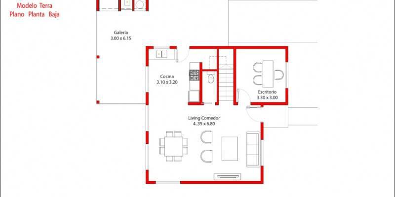 Foto Casa en Venta en  Manzanares,  Pilar  BARTOLOME MITRE al 300