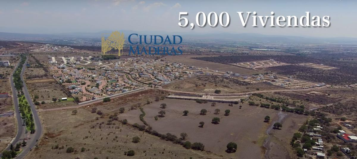 Foto Terreno en Venta en  Ciudad Maderas Residencial Querétaro,  El Marqués  Macrolote