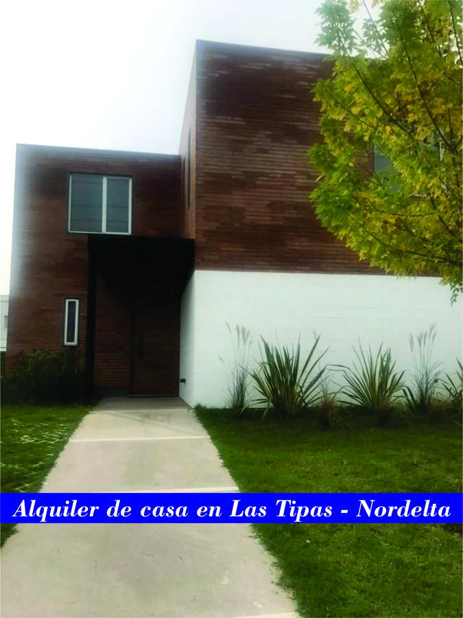 Foto Casa en Alquiler en  Las Tipas,  Nordelta  casa en alquiler en Tipas Nordelta