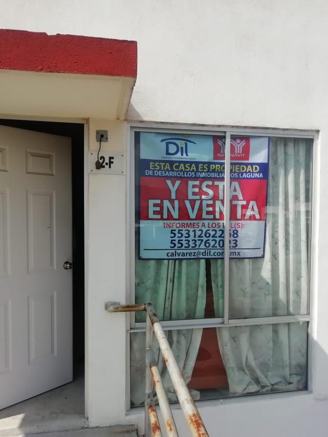 Foto Casa en Venta en  Huehuetoca,  Huehuetoca  CEDROS 6 DEPTO 2 condominio eucaliptos ext 2 interior F  SANTA TERESA 9