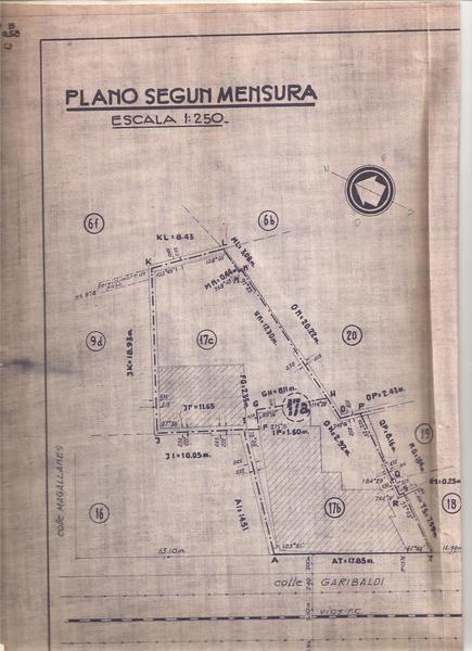 Foto Terreno en Venta en  Boca ,  Capital Federal  Garibaldi al 1500