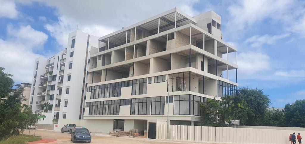 Foto Departamento en Venta en  Arbolada,  Cancún  Arbolada Residencial departamentos nuevos