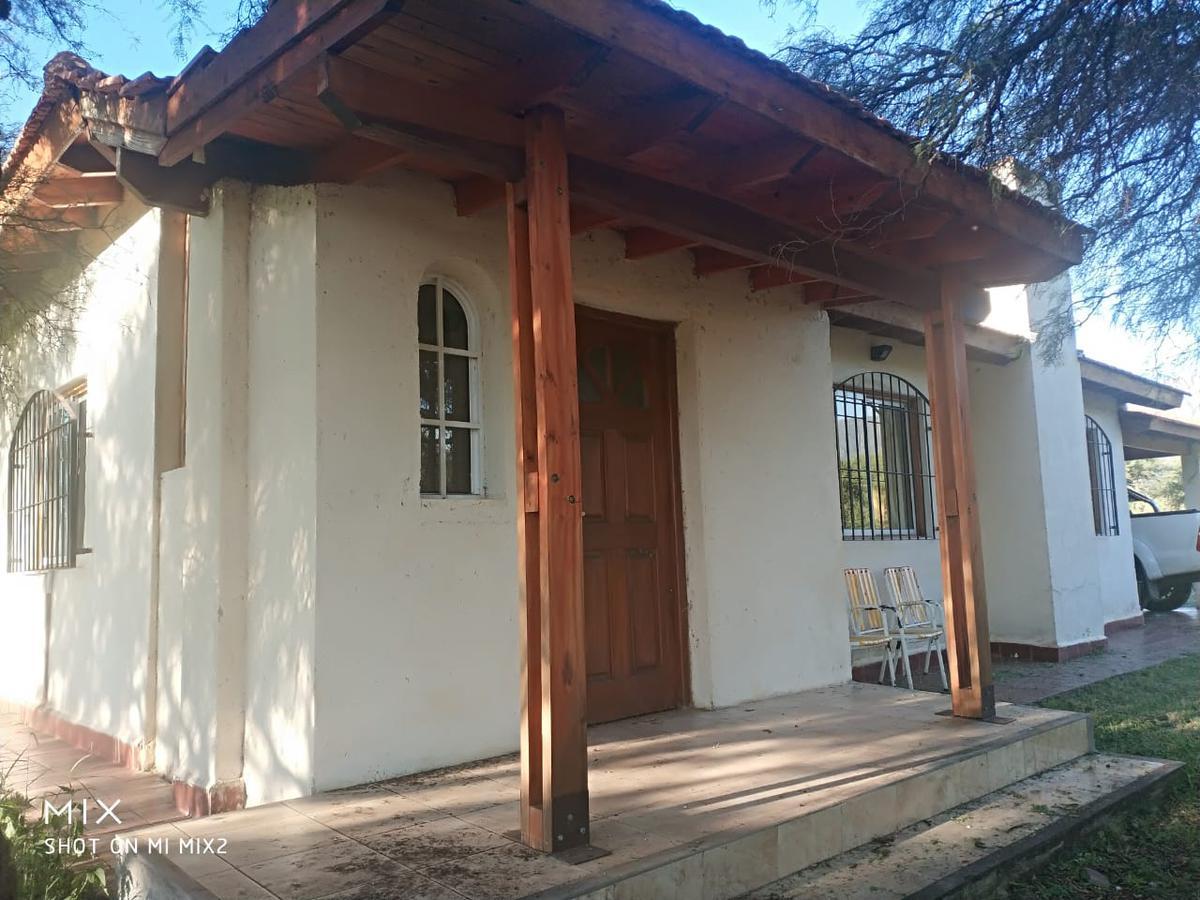 Foto Casa en Alquiler en  Junin ,  San Luis  ALQUILO CASA DE 2 DORM. MERLO SAN LUIS