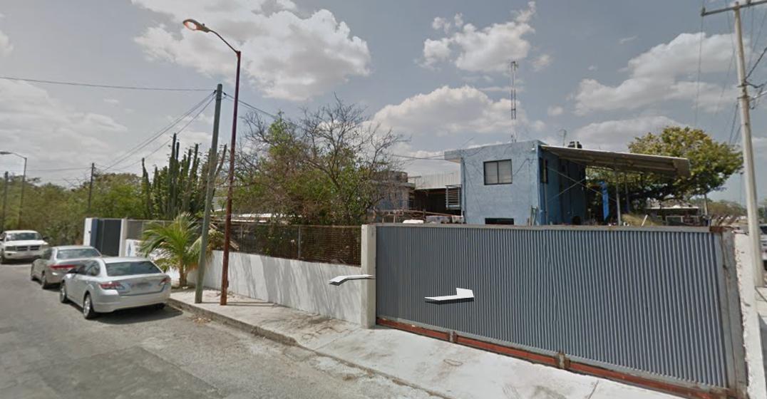 Foto Oficina en Venta en  Fraccionamiento Nora Quintana,  Mérida  venta de nave industrial  con oficinas en nora quintana