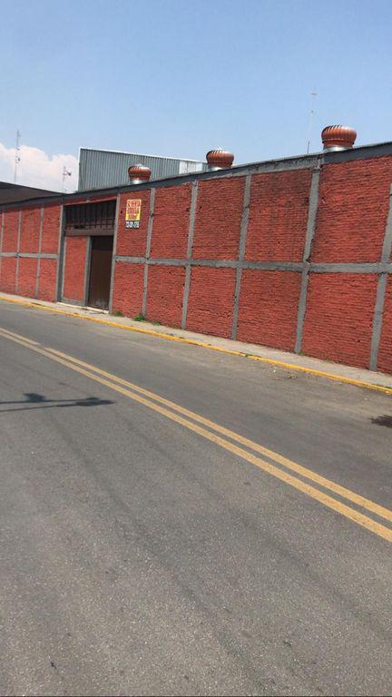 Foto Bodega Industrial en Renta en  Tlacopa,  Toluca  RENTA DE BODEGA EN TLACOPA TOLUCA