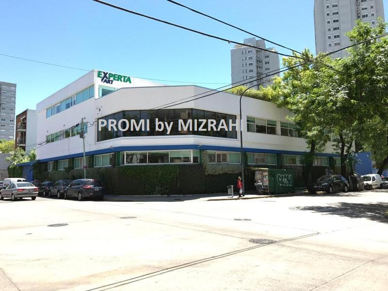 Foto Edificio Comercial en Alquiler en  Nuñez ,  Capital Federal  ARCOS AL 3500