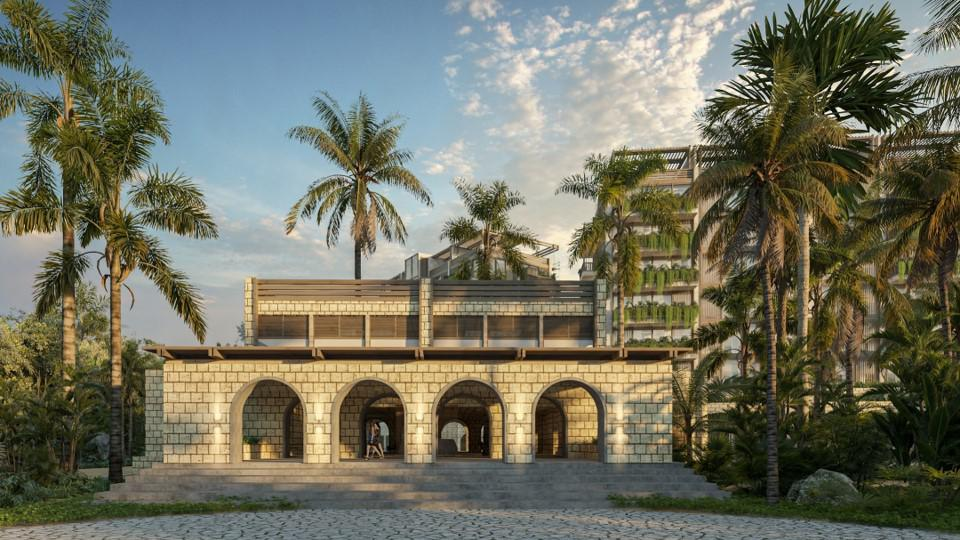 Playa del Carmen Apartment for Sale scene image 36