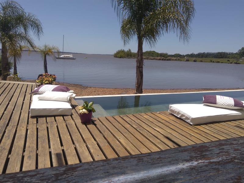 Foto Casa en Venta en  Colonia Ayui Grande,  Concordia  Colonia Ayui con costa al lago