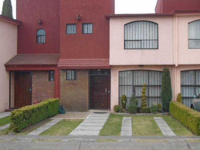 Foto Casa en Renta en  San José Barbosa,  Zinacantepec  Casa Cerca de CU