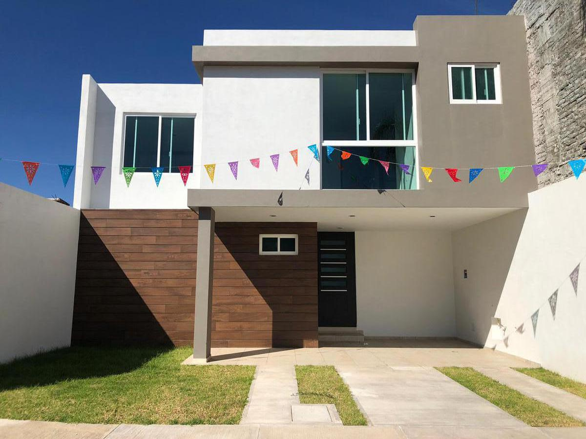 Foto Casa en Venta en  Residencial Orandino,  Jacona  Boulevard Orandino A-4