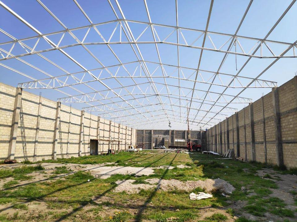 Foto Bodega Industrial en Renta en  Reforma,  San Mateo Atenco  Reforma