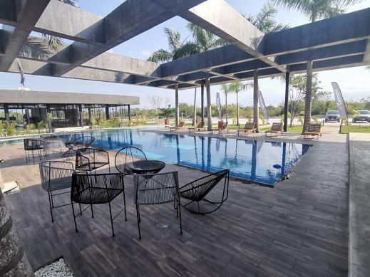 Foto Terreno en Venta en  Conkal ,  Yucatán  Terreno residencial en privada con amenidades, zona Conkal- Cholul Merida. Ultimos!!