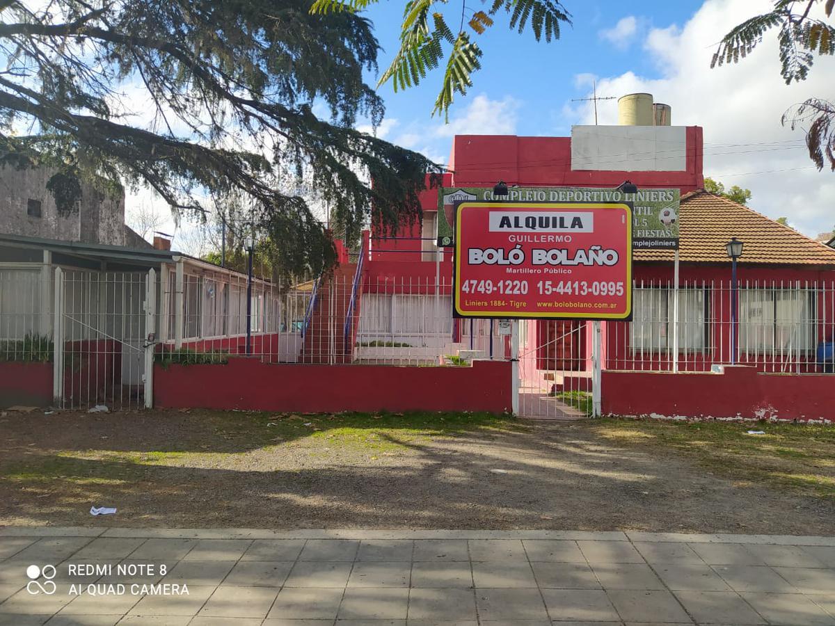 Foto Local en Alquiler |  en  Tigre,  Tigre  Liniers al 1900