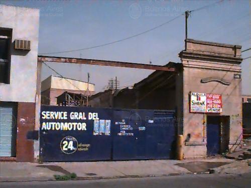 Foto Terreno en Venta | Alquiler en  Villa Crespo ,  Capital Federal  loyola al 1200