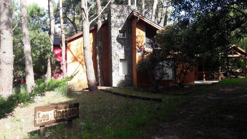 Foto Casa en Alquiler temporario en  Mar De Las Pampas ,  Costa Atlantica  Los Queques