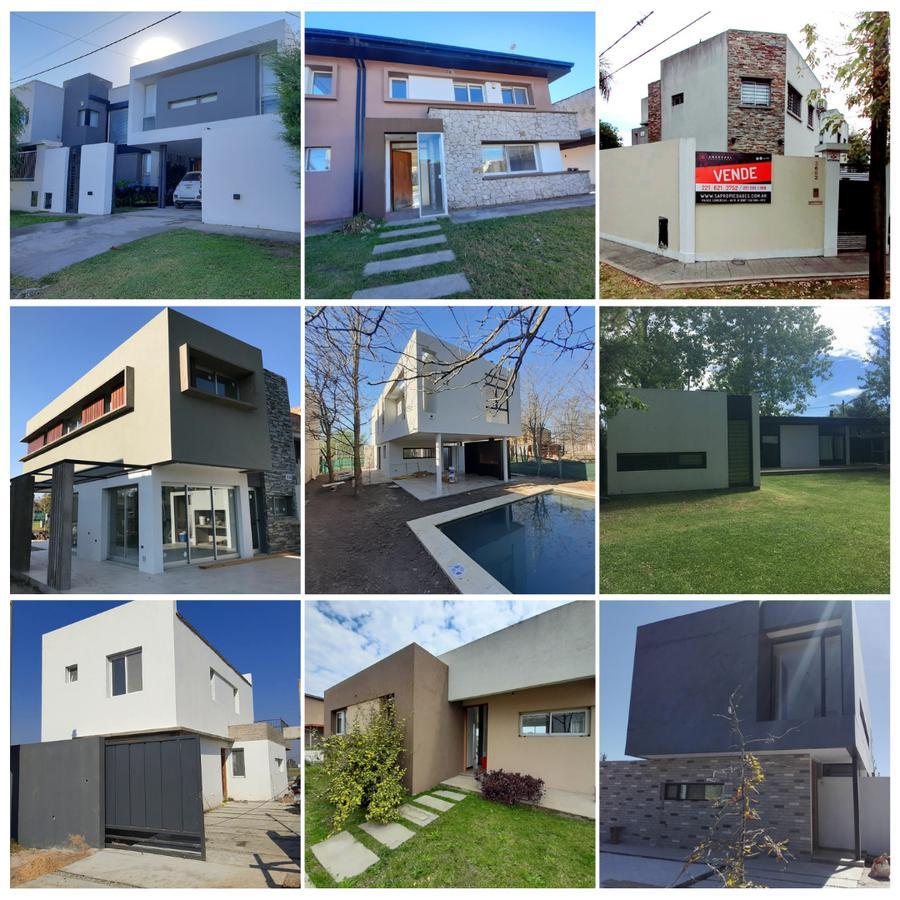 Foto Casa en Venta en  City Bell,  La Plata  28 y 476 - Casas en barrios Abiertos y Privados - 2/3 Dorm.