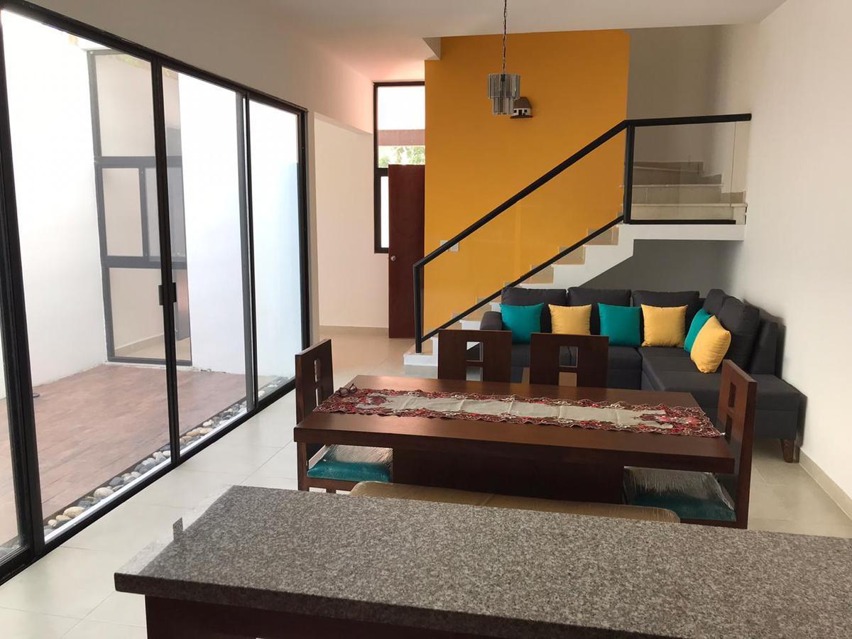 Foto Casa en Renta en  San Ramon Norte,  Mérida  TOWNHOUSE SAN RAMON NORTE