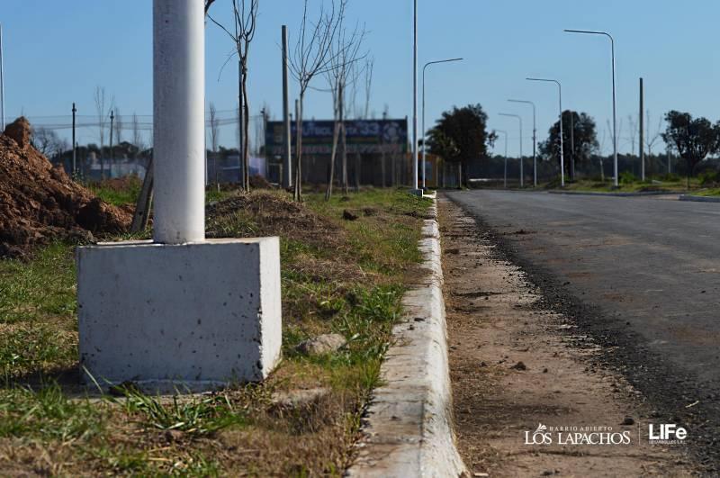 Foto Terreno en Venta en  Perez,  Rosario  Los Lapachos - Perez al 100
