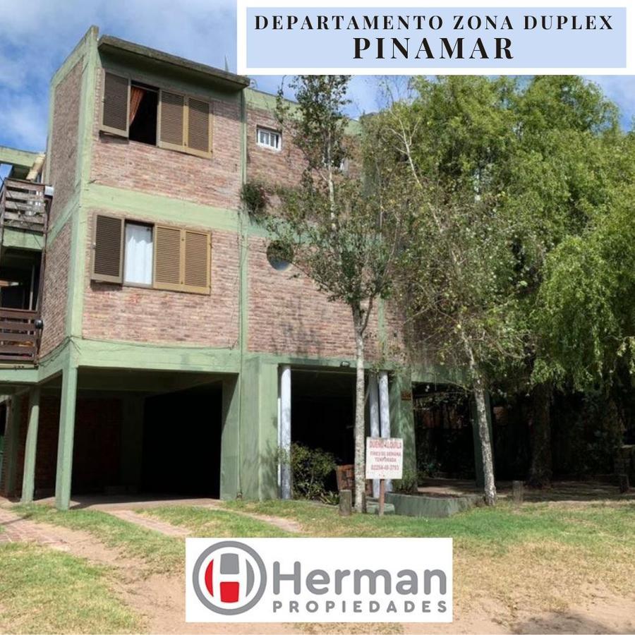 Foto Departamento en Venta en  Duplex,  Pinamar  Corvina al 1000