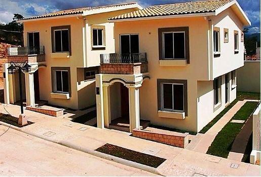 Foto Casa en condominio en Venta en  Las Uvas,  Tegucigalpa  Casa Modelo Valle - Dos Habitaciones