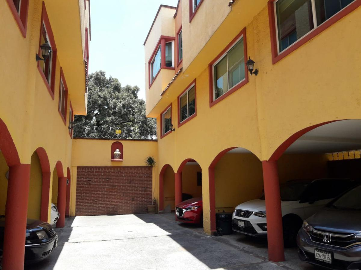 Foto Casa en Venta en  Tlalpan ,  Ciudad de Mexico  COL. AMPLIACIÓN MIGUEL HIDALGO, Casa en VENTA en condominio, de 3 recámaras, excelente oportunidad