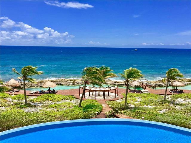 Foto Departamento en Renta temporal en  Puerto Aventuras,  Solidaridad  Penthouse sobre Playa en renta vacacional
