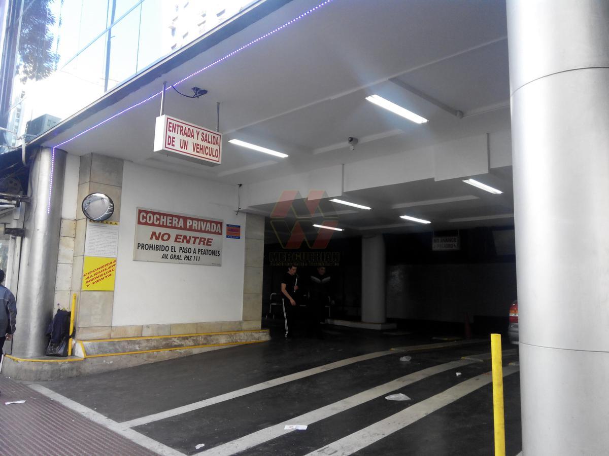 Foto Cochera en Venta en  Centro,  Cordoba  AV.GENERAL PAZ al 100