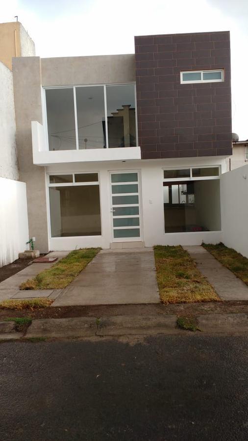 Foto Casa en Venta en  La Crespa,  Toluca  Pre-venta de casa con 2 Plantas en  La Crespa- Toluca