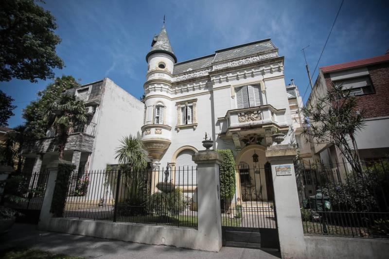 Foto Casa en Venta en  Villa Devoto ,  Capital Federal  José Luis Cantilo  al 4100