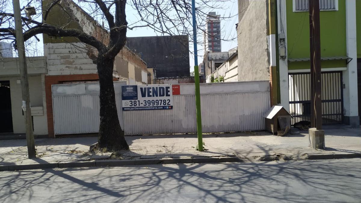Foto Terreno en Venta en  Barrio Sur,  San Miguel De Tucumán  RONDEAU al 500