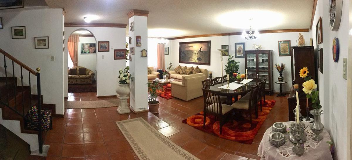 Foto Casa en Venta en  Mitad del Mundo,  Quito  VENDO CASA URB LIGA POMASQUII