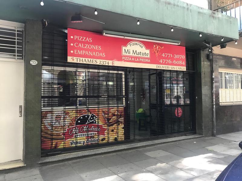 Foto Fondo de Comercio en Venta en  Palermo ,  Capital Federal  THAMES al 2300 - PALERMO