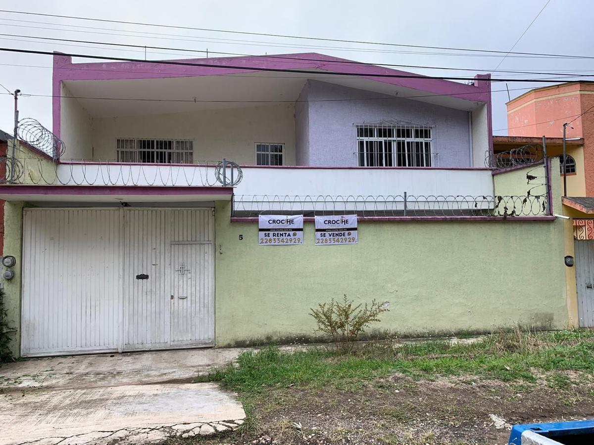 Foto Casa en Renta en  Ferrocarrilera,  Xalapa  Casa en Renta en Xalapa Col. Ferrocarrilera ( zona Miguel Aleman)