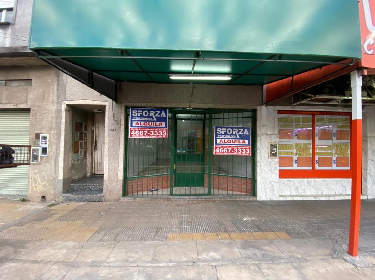 Foto Local en Alquiler en  Jose Clemente Paz ,  G.B.A. Zona Norte  PERON al 3600