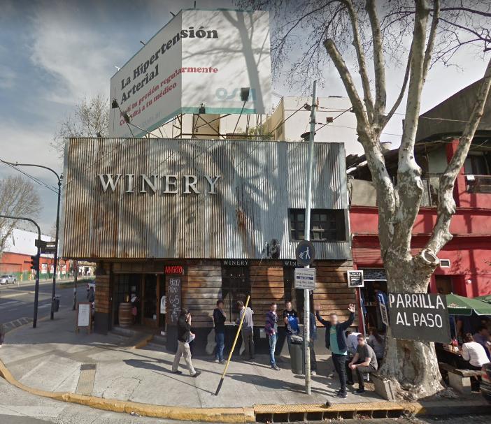 Foto Local en Alquiler en  Palermo ,  Capital Federal  Jun B. Justo y el Salvador
