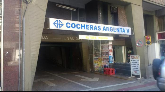 Foto Cochera en Venta en  Cordoba Capital ,  Cordoba  Chacabuco al 100