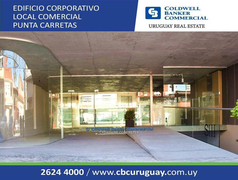 Foto Local en Venta en  Punta Carretas ,  Montevideo  Punta Carretas