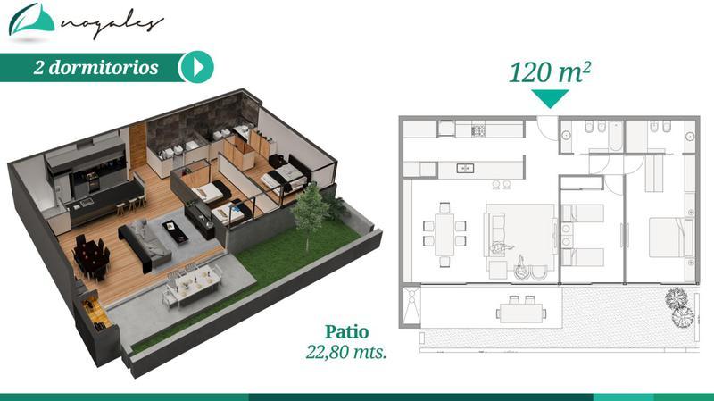 Foto Departamento en Venta en  Fisherton,  Rosario  Juan Jose Paso 8700