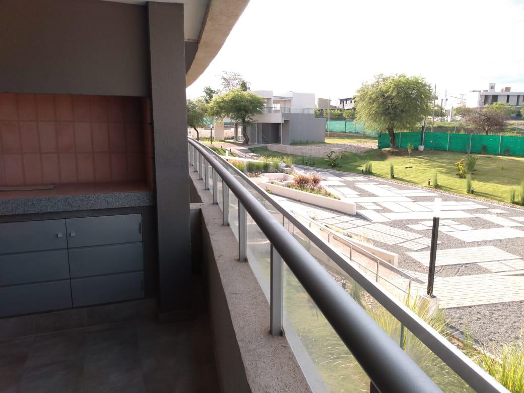 Foto Departamento en Venta en  Altos de Manantiales,  Countries/B.Cerrado (Cordoba)  OPORTUNIDAD - Sureño de Manantiales - 1 dormi - Balcón - Cochera - Amenities