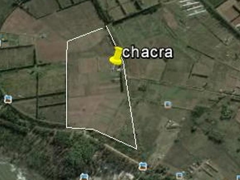 Foto Campo en Venta en  Pajas Blancas ,  Montevideo  Chacra en Punta Espinillo