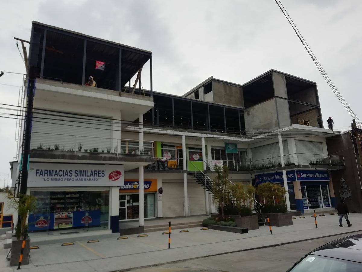 Foto Local en Renta en  San Miguel Zinacantepec,  Zinacantepec  LOCAL EN RENTA EN ZINACANTEPEC
