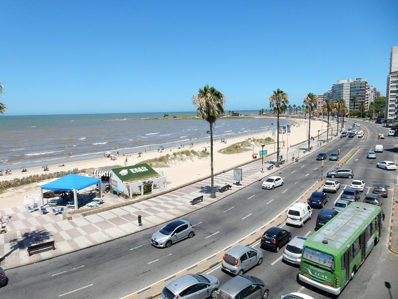 Foto Departamento en Venta en  Pocitos ,  Montevideo  Un apartamento diferencial sobre el mar