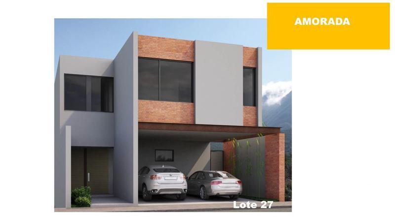 Foto Casa en Venta |  en  Amorada Residencial,  Santiago  Casa nueva en venta zona Carretera Nacional(GGP)